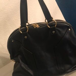 Xl authentic black Muse YSL